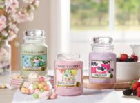 Súťaž o novinky Yankee Candle Easter Basket , Rainbow Shake a Berry Bliss