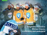 Súťaž o originálnu baranicu s logom hokejového Winter Classic