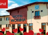 Súťaž o pobyt na dve noci s polpenziou a s wellness v Hoteli Victoria