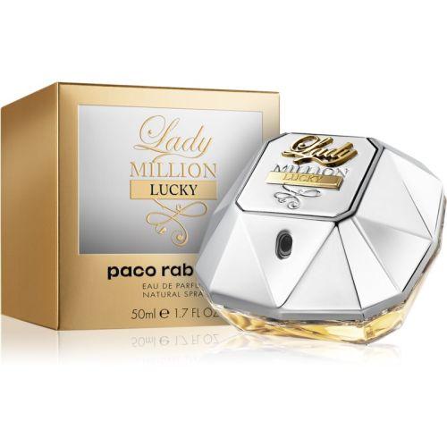 Súťaž o unikátny parfum LADY MILION LUCKY od PACO RABANNE