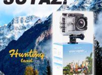 Súťaž o vodeodolnú akčnú kameru Kitvision Escape HD5