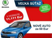 Súťaž s Blancheporte a získajte nové auto v hodnote 11.111 €