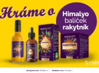 Vyhraj balíček zdravia od HIMALYO