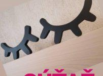 Vyhraj cierne 3D mega mihalnice na stenu