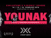 Vyhraj dva lístky na nový cirkus Younak