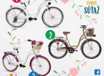 Vyhraj skvelý Retro bicykel vo Veľkej jarnej súťaži
