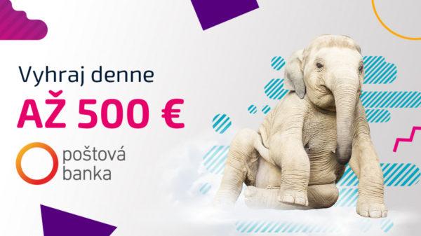 Vyhraj za každú správnu odpoveď 100 €