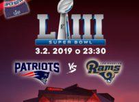 Vyhrajte čiapku s logom 53. ročníka slávneho Super Bowlu