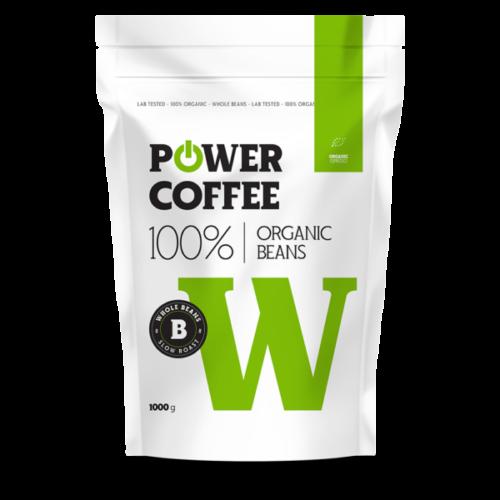 Vyhrajte 1x Power coffee od Powerlogy
