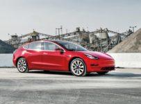 Vyhrajte jazdu na Tesla Model 3