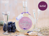 Vyhrajte lahodný Levanduľový likér od Levandulandu
