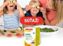 Vyhrajte výživový doplnok Lutein PLUS
