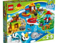 Súťaž o LEGO DUPLO® 10805 Cesta okolo sveta