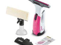 Súťaž o čistič okien Kärcher WV 2 Premium Ružová stužka