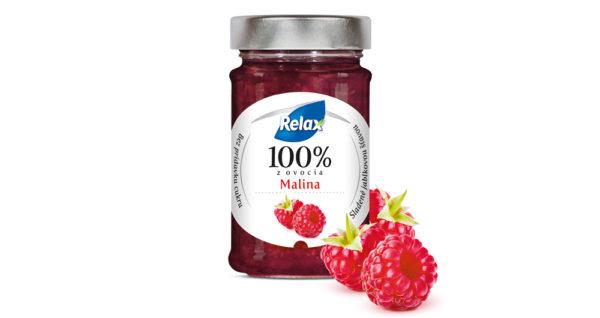 Súťaž o 3 balíčky s džemom Relax 100%