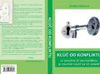 Súťaž o 3 knihy Kľúč od konfliktu s podpisom autorky Dodky Danovej