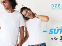 Súťaž o 5x 30€ poukážky na nákup v Desino