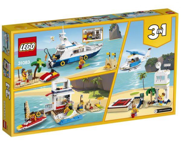 Súťaž o LEGO Creator - Dobrodružstvá na mori