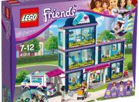 Súťaž o LEGO Friends 41318 Nemocnica v Heartlake