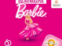 Súťaž o bábiku Barbie - svietiaca morská panna