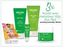 Súťaž o balíček novej produktovej rady Skin Food