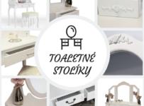Súťaž o biely toaletný stolík Marie Thérése
