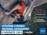 Súťaž o bundu National Geographic v hodnote 130€