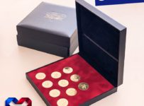 Súťaž o exkluzívnu zberateľskú sadu pamätných mincí