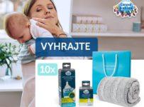 Súťaž o hodnotný balíček produktov Canpol babies Haberman