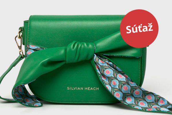 Súťaž o koženú kabelku z kolekcie Silvian Heach