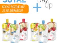 Súťaž o multipack ovocných DayUp