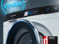 Súťaž o smart sušičku Siemens avantgarde v hodnote 1.515 €
