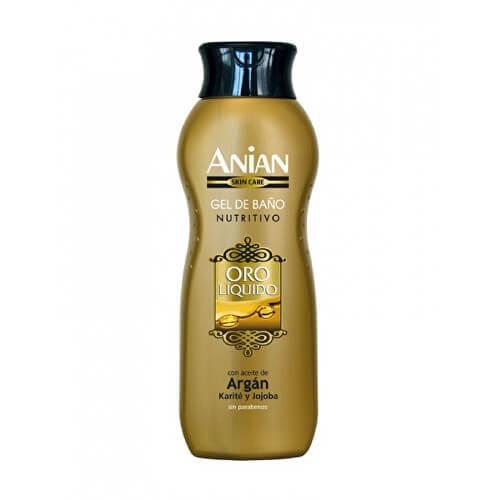 Súťaž o sprchový gél s arganovým olejom Anian