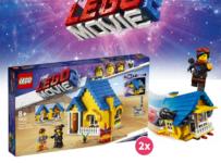 Súťaž o stavebnicu LEGO® Movie Emmetov dom