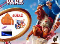 Súťaž s filmom Čarovný park o mikinu a skladačku