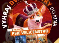 Súťaž s filmom Psie veličenstvo o lístky a DVD