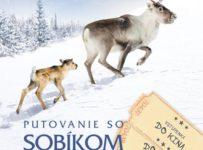 Súťaž s filmom Putovanie so sobíkom o lístky do kina