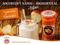 Vyhraj 6 ks bifido jogurtového nápoja Kukkonia