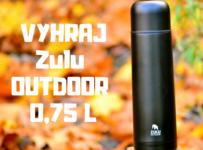 Vyhraj termosku Zulu Outdoor Vacuum Flask 0,75 L