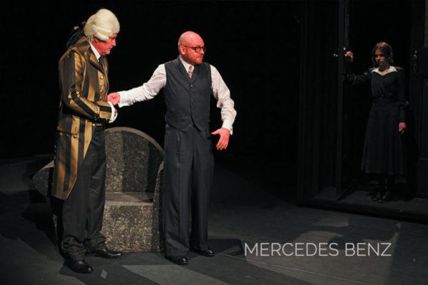 Vyhrajte 2 lístky na predstavenie Mercedes Benz