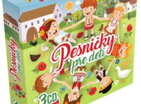 Vyhrajte 3CD v jednom obale, spolu 60 pesničiek pre deti