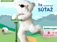 Vyhrajte XL medvedíka od BENU Lekáreň