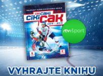 Vyhrajte hokejovú knihu CIKI-CAKI s exkluzívnym podpisom Miroslava Šatana!