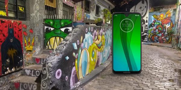 Vyhrajte smartfón Motorola moto g7 plus