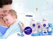 Súťaž k programu NIVEA Baby