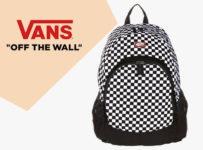 Štýlový batoh Vans