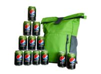 Hrajte o nepremokavé batohy a zásobu novej Pepsi Limetky