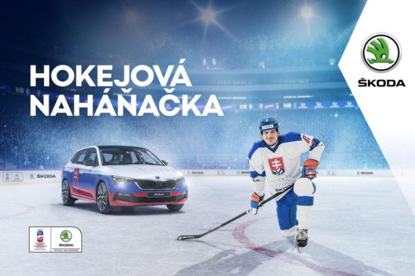 ŠKODA – hokejová naháňačka