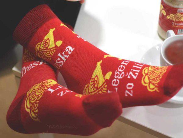 Súťaž o štýlové retro ponožky Treska