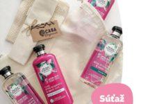 Súťaž o 10 balíčkov kozmetiky Herbal Essences